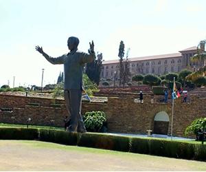 Pretoria, Soweto and Apartheid Museum day tour
