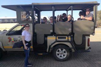 Africa Moja Tours Safari Vehicle amt