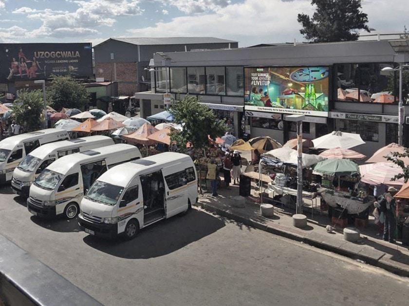 Soweto Bara Taxi Rank