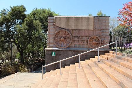 Voorttrekker Monument