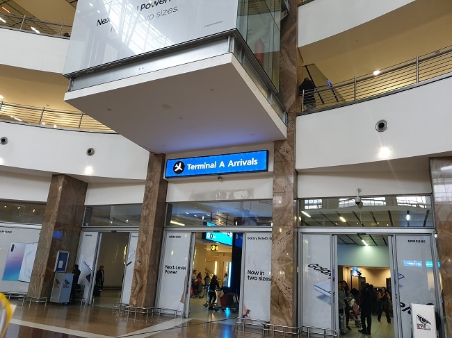 Day 1 –Johannesburg - Arrival at OR Tambo International Airport
